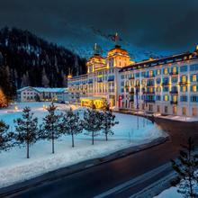 Grand Hotel Des Bains Kempinski in Samaden