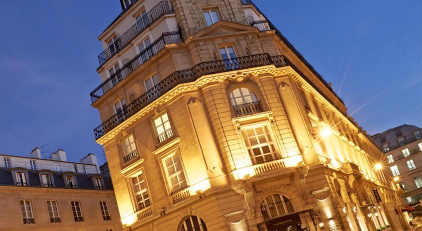 Grand Hotel du Palais Royal in Paris
