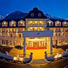 Grand Hotel Lienz in Schlaiten