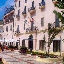 Grand Hotel Mediterraneo in Marittima