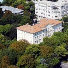 Grand Hotel Rimini E Residenza Parco Fellini in Riccione Marina