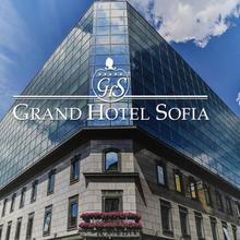 Grand Hotel Sofia in Sofia