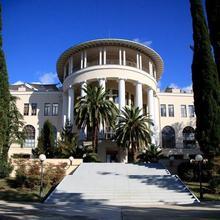 Grand Hotel & SPA Rodina in Dagomys