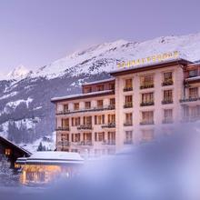 Grand Hotel Zermatterhof in Zermatt