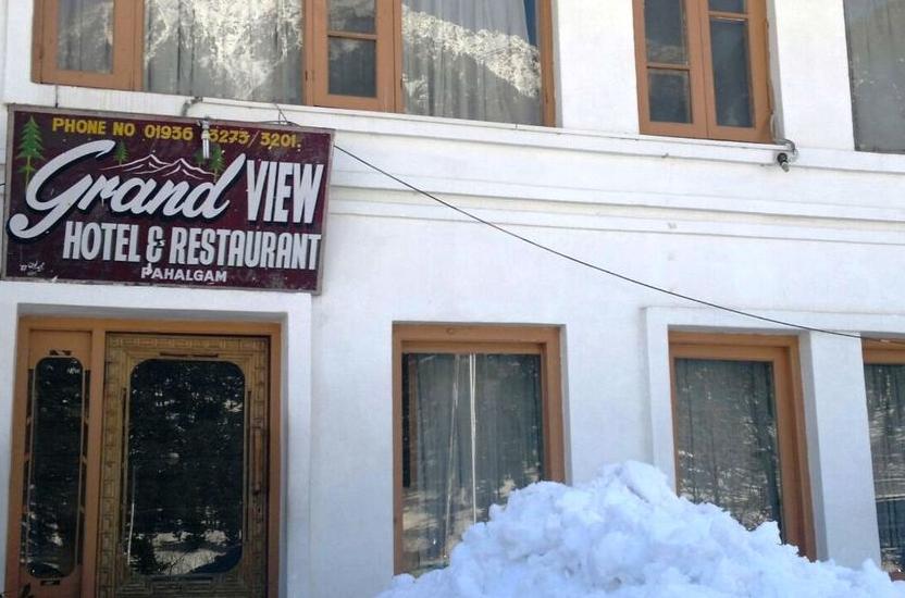 Grand View Hotel in Pahalgam