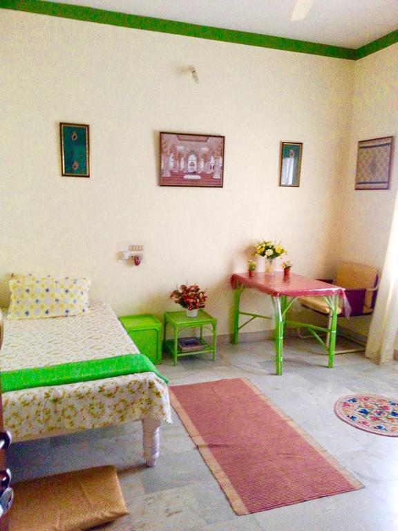 Green Lotus in Mysore