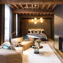 Gulde Schoen The Suite Hotel in Antwerp