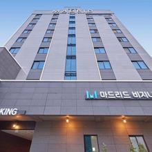 Gwangju Madrid Hotel in Kwangju