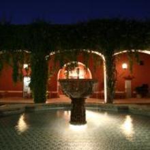 Hacienda Jurica in Queretaro