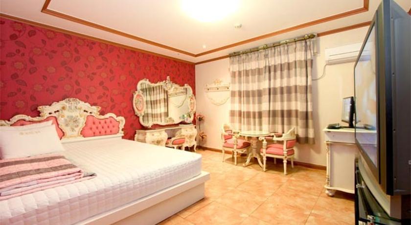 Haeundae Inca Motel in Pusan