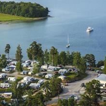 Hafsten Swecamp Resort in Fossen