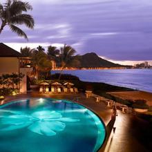 Halekulani in Honolulu