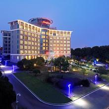 Hampton By Hilton Wuhan Tianhe Airport East in Wuhan
