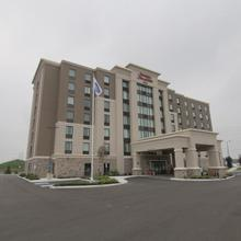 Hampton Inn & Suites By Hilton Toronto Markham in Toronto