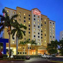 Hampton Inn & Suites Miami Airport South/blue Lagoon in Miami Lakes