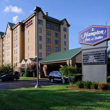 Hampton Inn & Suites Nashville-vanderbilt-elliston Place in Zanjan