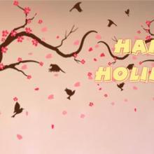 Happy Holidays in Santa Cruz De La Sierra