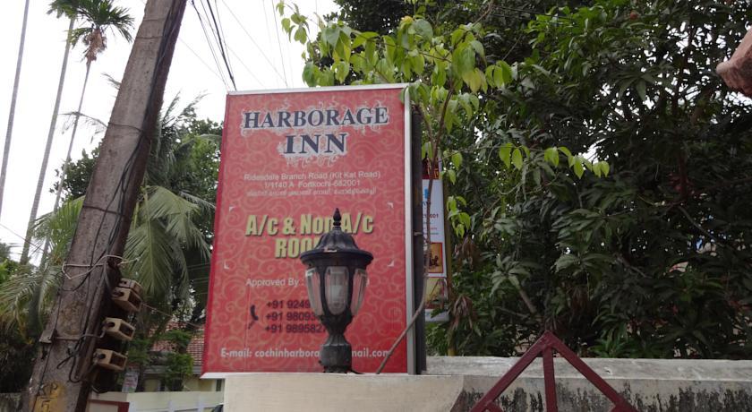 Harborage Inn in Cochin
