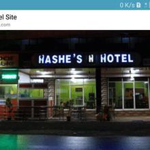 Hashes Hotels in Shertallai