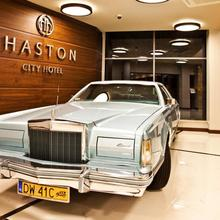 Haston City Hotel in Wroclaw