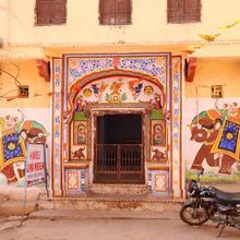 Haveli Uma Megh Tourist Guest House in Bendi