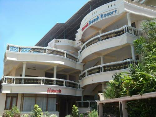 Hawah Beach Resort in Tiruvallam