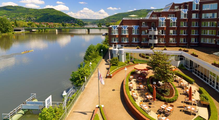 Heidelberg Marriott Hotel in Altrip