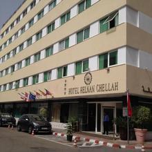 Helnan Chellah Hotel in Rabat