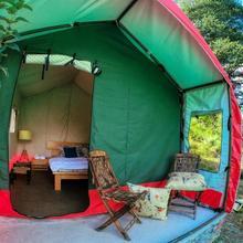 Hermit's Camp in Kasol
