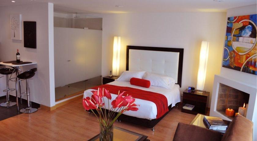 Hill House Suites in Bogota