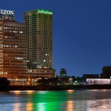 Hilton Cairo World Trade Center Residences in Cairo