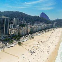 Hilton Copacabana Rio De Janeiro in Rio De Janeiro