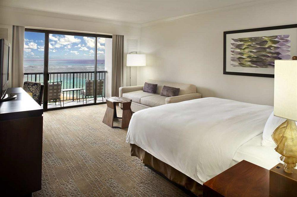 Hilton Hawaiian Village Waikiki Beach Resort in Honolulu