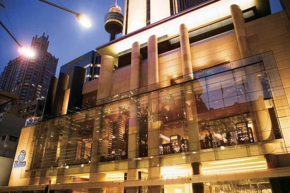 Hilton Hotel Sydney in Sydney