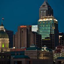 Hilton Indianapolis Hotel & Suites in Indianapolis