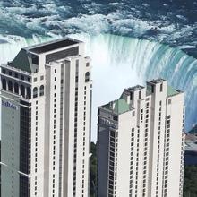 Hilton Niagara Falls/ Fallsview Hotel And Suites in Niagara Falls
