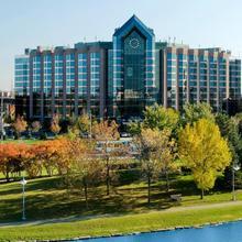 Hilton Suites Toronto-markham Conference Centre & Spa in Toronto