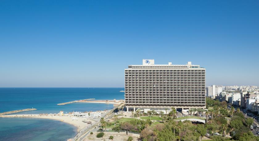 Hilton Tel Aviv Hotel in Tel Aviv
