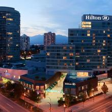 Hilton Vancouver Metrotown in New Westminster
