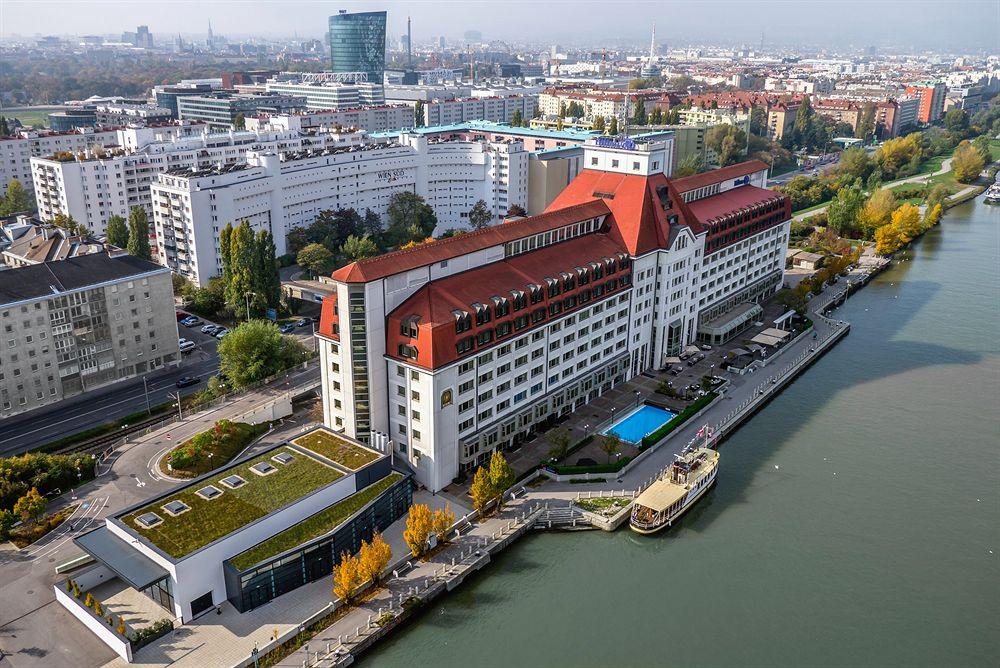 Hilton Vienna Danube in Grinzing