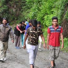 Himachal Camp in Joginder Nagar