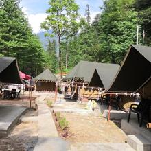 Himalayan River Site Camp Kasol in Kasol