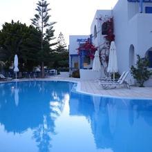 Hippocampus Hotel in Thira