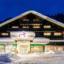Hirschen Wohlfühlhotel in Lech
