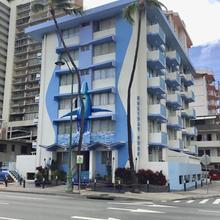 Holiday Surf Hotel in Honolulu