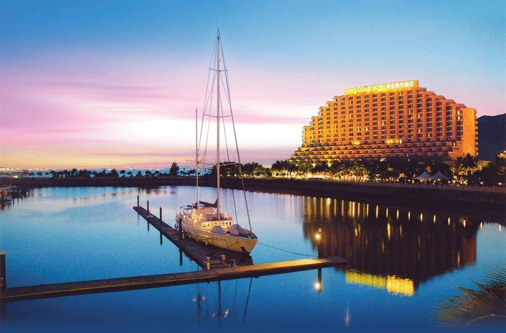 Hong Kong Gold Coast Hotel in Hong Kong
