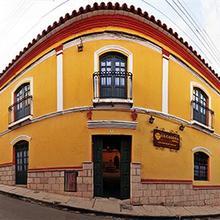 Hostal La Casona in Potosi