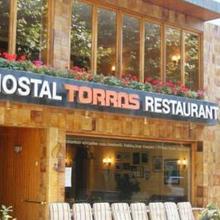 Hostal Torras Restaurant El Celler D'en Jordi in Arbucies