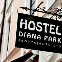 Hostel Diana Park in Helsinki