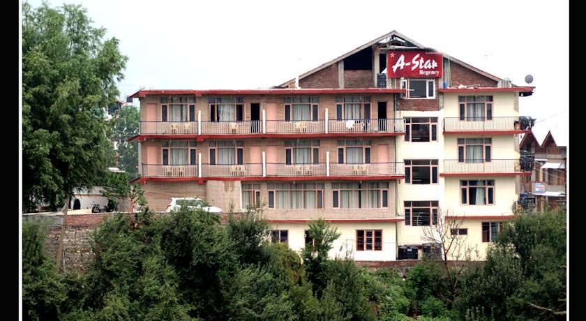 Hotel A Star Regency in Manali